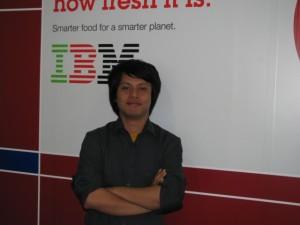 i'm on IBM